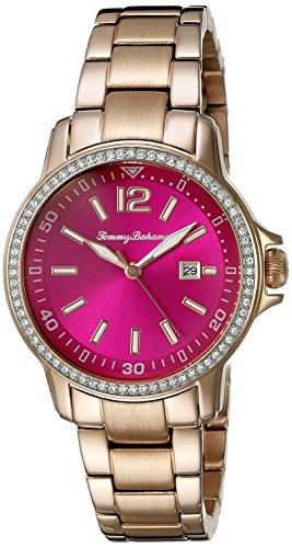トミーバハマ 腕時計 レディース アメカジ アメリカ 10018374 Tommy Bahama Relax Women's 10018374 Island Breeze (Air) Japanese Quartz Gold-Tone Watchトミーバハマ 腕時計 レディース アメカジ アメリカ 10018374