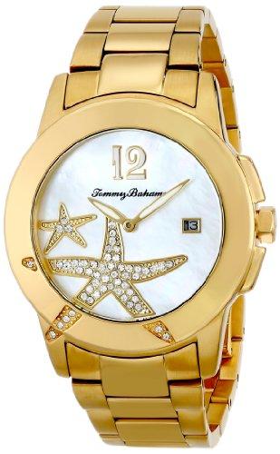 トミーバハマ 腕時計 レディース アメカジ アメリカ TB4056 【送料無料】Tommy Bahama Swiss Women's TB4056 Bimini Starfish Analog Display Japanese Quartz Gold Watchトミーバハマ 腕時計 レディース アメカジ アメリカ TB4056