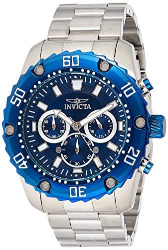 インヴィクタ インビクタ プロダイバー 腕時計 メンズ 22517 【送料無料】Invicta Men's 'Pro Diver' Quartz Stainless Steel Casual Watch, Color:Silver-Toned (Model: 22517)インヴィクタ インビクタ プロダイバー 腕時計 メンズ 22517