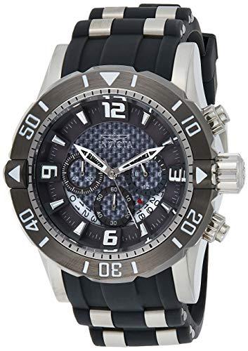 インヴィクタ インビクタ プロダイバー 腕時計 メンズ 23698 【送料無料】Invicta Men's Pro Diver Stainless Steel Quartz Diving Watch with Polyurethane Strap, Two Tone, 25.7 (Model: 23698)インヴィクタ インビクタ プロダイバー 腕時計 メンズ 23698