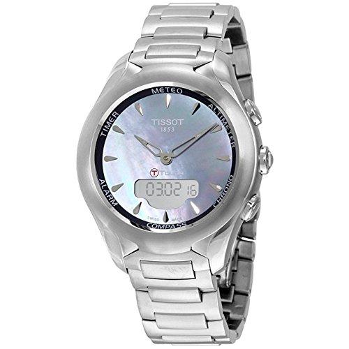 ティソ 腕時計 レディース T0752201110101 Tissot T Touch Lady Solarティソ 腕時計 レディース T0752201110101