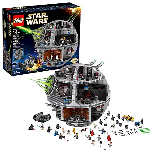 レゴ スターウォーズ 6136731 LEGO Star Wars Death Star 75159 Space Station Building Kit with Star Wars Minifigures for Kids and Adults (4016 Pieces)レゴ スターウォーズ 6136731