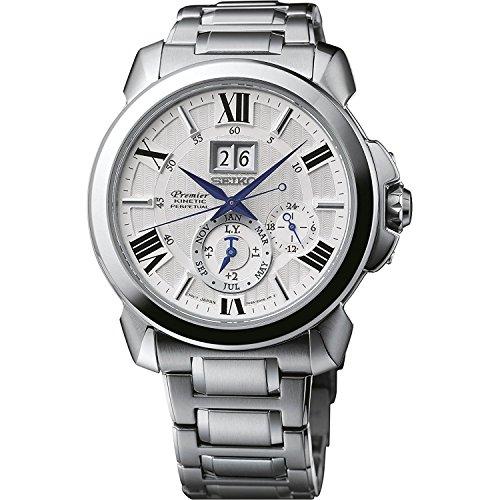 セイコー 腕時計 メンズ SNP139P1 【送料無料】Seiko Premier Kinetic Perpetual SNP139P1セイコー 腕時計 メンズ SNP139P1