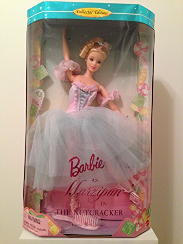 バービー バービー人形 日本未発売 【送料無料】Barbie as Marzipan in the Nutcrackerバービー バービー人形 日本未発売