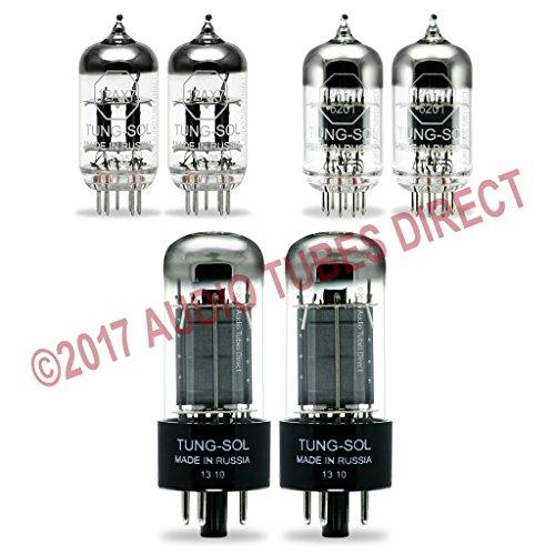 真空管 ギター・ベース アンプ 海外 輸入 6V6GT 12AX7 12AT7W Tung-Sol Tube Upgrade Kit For Carr Skylark Amps 6V6GT 12AX7 12AT7W真空管 ギター・ベース アンプ 海外 輸入 6V6GT 12AX7 12AT7W