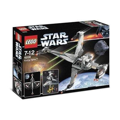 レゴ スターウォーズ 141807 LEGO Star Wars 6208 BWing Fighter by LEGOレゴ スターウォーズ 141807