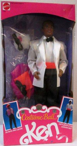 バービー バービー人形 ケン Ken Barbie Costume Ball KEN Doll AA - Turns From Pirate to Genie (1990)バービー バービー人形 ケン Ken