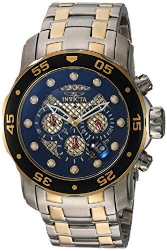 腕時計 インヴィクタ インビクタ プロダイバー メンズ 25333 【送料無料】Invicta Men's Pro Diver Quartz Diving Watch with Stainless-Steel Strap, Two Tone, 18 (Model: 25333)腕時計 インヴィクタ インビクタ プロダイバー メンズ 25333
