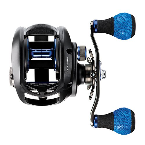 リール Daiwa ダイワ 釣り道具 フィッシング WN-300HSL 【送料無料】Daiwa LEXA-WN300HSL Lexa Type WN Casting Reel, 300, 7.1: Gear Ratio, 32.40