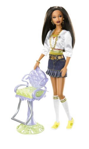 バービー バービー人形 日本未発売 P8327 Barbie So In Style Stylin Hair Trichelle Dollバービー バービー人形 日本未発売 P8327