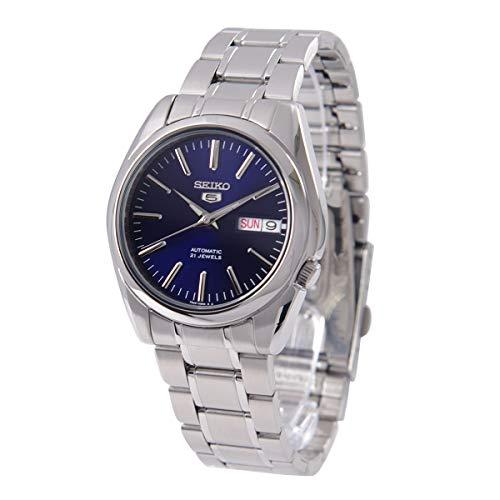 セイコー 腕時計 メンズ SNKL43 【送料無料】Seiko 5 #SNKL43 Men's Stainless Steel Blue Dial Self Winding Automatic Watchセイコー 腕時計 メンズ SNKL43
