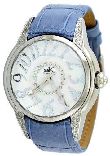 アディーケイ 腕時計 レディース アメリカ LA AK5565 【送料無料】Adee Kaye #AK5565-L Women's Faceted Prism Crystal Diamond Accented Watchアディーケイ 腕時計 レディース アメリカ LA AK5565