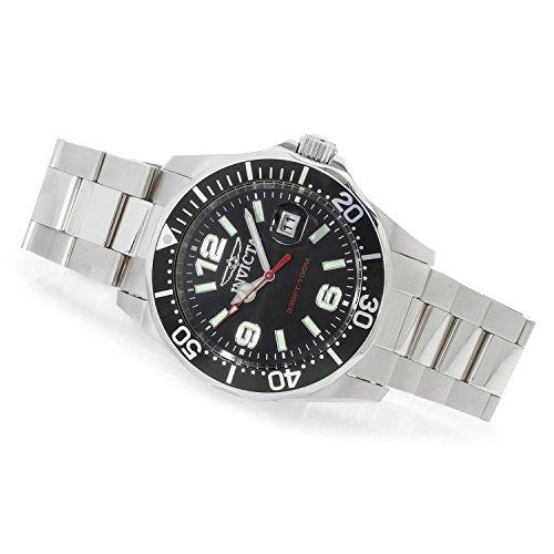 インヴィクタ インビクタ プロダイバー 腕時計 メンズ 15439 【送料無料】Invicta Mens Pro Diver Japanese Quartz Black Dial Stainless Steel Bracelet Watch 15439インヴィクタ インビクタ プロダイバー 腕時計 メンズ 15439