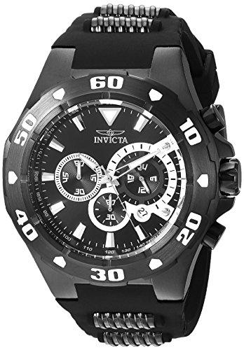 インヴィクタ インビクタ プロダイバー 腕時計 メンズ 24684 Invicta Men's Pro Diver Stainless Steel Quartz Watch with Polyurethane Strap, Black, 30 (Model: 24684)インヴィクタ インビクタ プロダイバー 腕時計 メンズ 24684