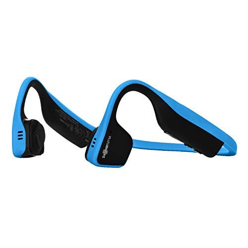海外輸入ヘッドホン ヘッドフォン イヤホン 海外 輸入 AS600 AfterShokz Titanium Open Ear Wireless Bone Conduction Headphones, Ocean Blue, AS600OB海外輸入ヘッドホン ヘッドフォン イヤホン 海外 輸入 AS600