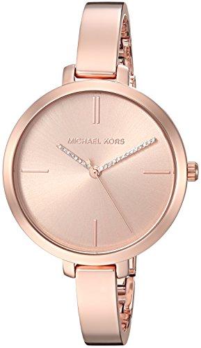 マイケルコース 腕時計 レディース マイケル・コース アメリカ直輸入 MK3735 Michael Kors Women's 'Jaryn' Quartz Stainless Steel Casual Watch, Color:Rose Gold-Toned (Model: MK3735)マイケルコース 腕時計 レディース マイケル・コース アメリカ直輸入 MK3735