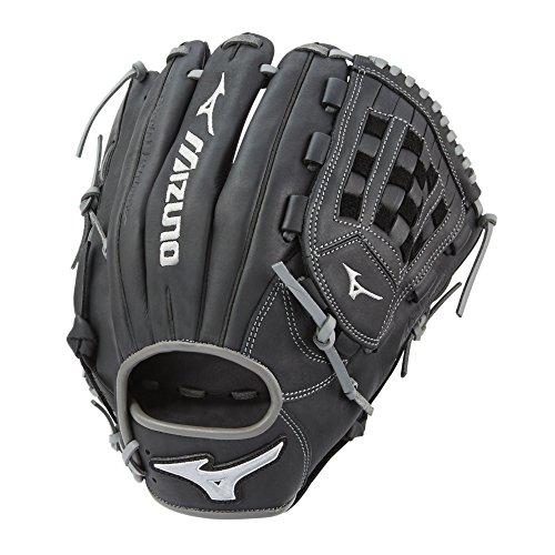 グローブ 内野手用ミット ミズノ 野球 ベースボール 312508 Mizuno MVP Prime SE Infield/Outfield/Pitcher Model Gloves, Black/Smoke, 12