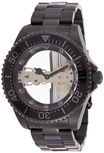 インヴィクタ インビクタ プロダイバー 腕時計 メンズ 24697 【送料無料】Invicta Men's Pro Diver Mechanical Watch with Stainless Steel Strap, Black, 22 (Model: 24697)インヴィクタ インビクタ プロダイバー 腕時計 メンズ 24697
