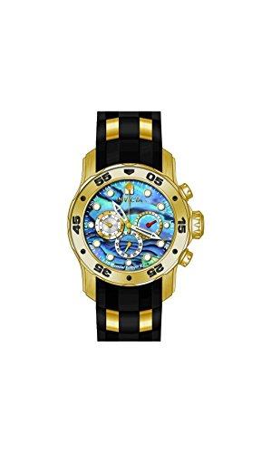 インヴィクタ インビクタ プロダイバー 腕時計 メンズ 24841 Invicta Men's Pro Diver Stainless Steel Quartz Watch with Polyurethane Strap, Black, 25.4 (Model: 24841)インヴィクタ インビクタ プロダイバー 腕時計 メンズ 24841