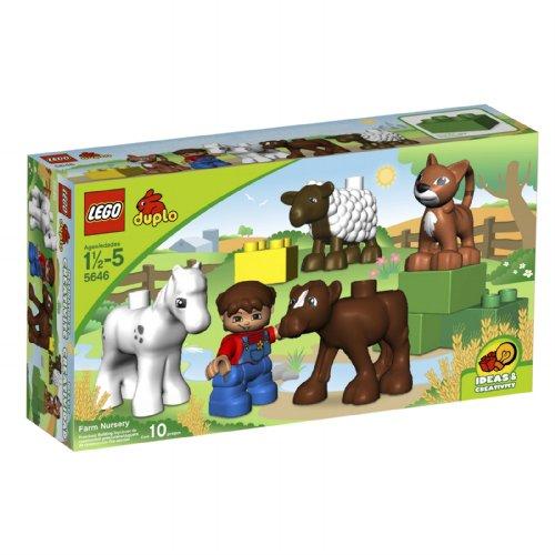 レゴ デュプロ 4567342 LEGO Duplo Legoville Farm Nursery (5646)レゴ デュプロ 4567342