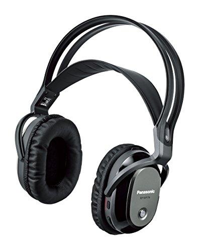 海外輸入ヘッドホン ヘッドフォン イヤホン 海外 輸入 RP-WF7-K Panasonic digital wireless Surround Headphone System Black RP-WF7-K海外輸入ヘッドホン ヘッドフォン イヤホン 海外 輸入 RP-WF7-K