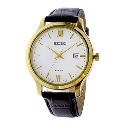 セイコー 腕時計 メンズ SUR226P1 Seiko Men's Analogue Quartz Watch with Leather Strap SUR226P1セイコー 腕時計 メンズ SUR226P1