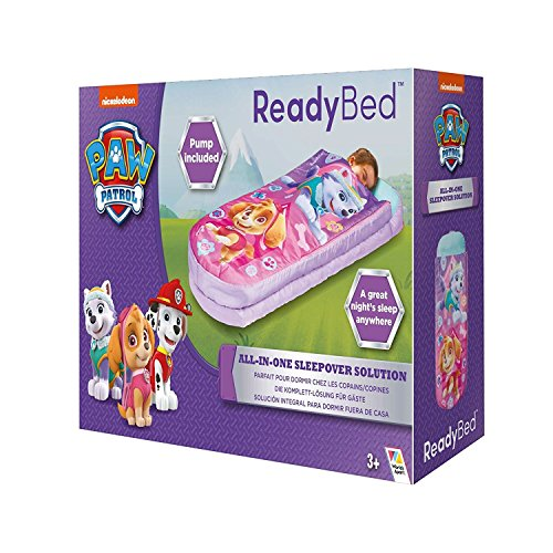 パウパトロール アメリカ直輸入 英語 バイリンガル育児 おもちゃ Paw Patrol Girls Sleepover Bed Nap Mat All in One Ages 3+パウパトロール アメリカ直輸入 英語 バイリンガル育児 おもちゃ