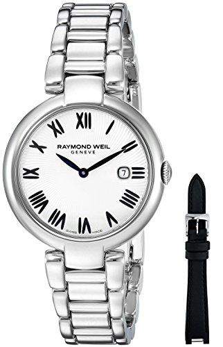 レイモンドウィル 腕時計 メンズ スイスの高級腕時計 1600-ST-00659 【送料無料】Raymond Weil Women's Shine Quartz Watch with Stainless-Steel Strap, Silver, 20 (Model: 1600-ST-00659)レイモンドウィル 腕時計 メンズ スイスの高級腕時計 1600-ST-00659
