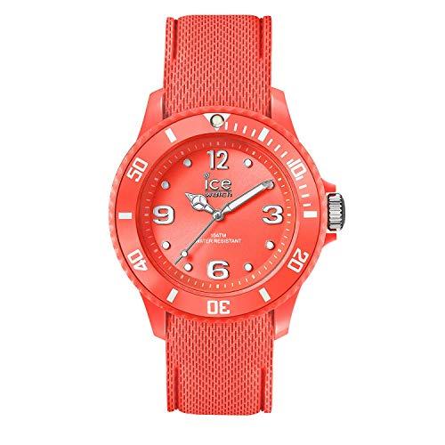 アイスウォッチ 腕時計 レディース かわいい 014231 【送料無料】Ice-Watch - ICE Sixty Nine Coral - Women's Wristwatch with Silicon Strap - 014231 (Small)アイスウォッチ 腕時計 レディース かわいい 014231