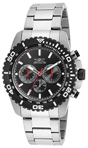 腕時計 インヴィクタ インビクタ プロダイバー メンズ 19842 【送料無料】Invicta Men's 19842 Pro Diver Analog Display Quartz Silver Watch腕時計 インヴィクタ インビクタ プロダイバー メンズ 19842