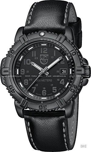 ルミノックス アメリカ海軍SEAL部隊 ミリタリーウォッチ 腕時計 レディース Luminox 7251.BO Women's Modern Mariner Black Dial And Genuine Leather Strapルミノックス アメリカ海軍SEAL部隊 ミリタリーウォッチ 腕時計 レディース