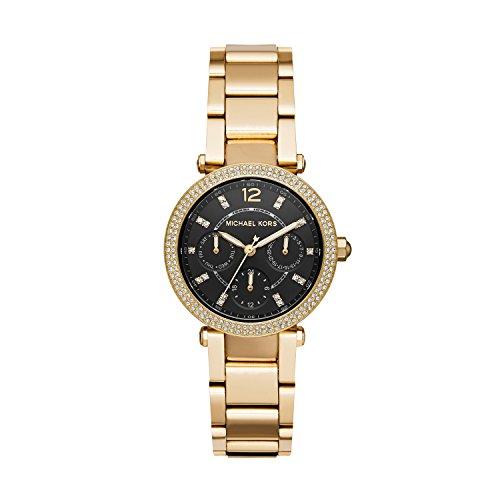 マイケルコース 腕時計 レディース マイケル・コース アメリカ直輸入 MK3790 【送料無料】Michael Kors Women's Mini Parker Watch Analog-Quartz Stainless-Steel Strap, Gold, 10 (Moマイケルコース 腕時計 レディース マイケル・コース アメリカ直輸入 MK3790