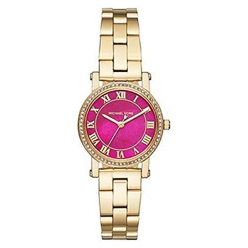 マイケルコース 腕時計 レディース マイケル・コース アメリカ直輸入 MK3708 【送料無料】Michael Kors Women's Petite Norie Quartz Watch with Stainless-Steel Strap, Gold, 14 (Modマイケルコース 腕時計 レディース マイケル・コース アメリカ直輸入 MK3708
