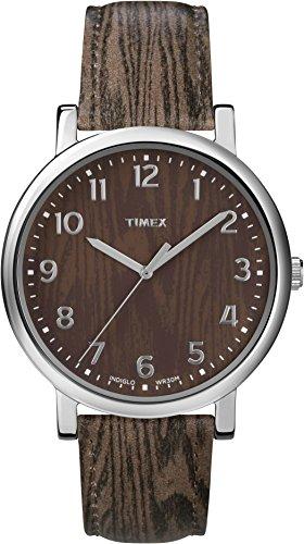 タイメックス 腕時計 レディース T2P221AW Timex Women's Elevated Classic T2P221 Brown Leather Quartz Fashion Watchタイメックス 腕時計 レディース T2P221AW