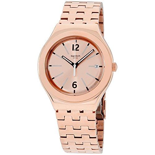 スウォッチ 腕時計 メンズ Swatch-YGG408G_E1 Swatch Irony Rosalina Rose Gold Stainless Steel Unisex Watch YGG408Gスウォッチ 腕時計 メンズ Swatch-YGG408G_E1