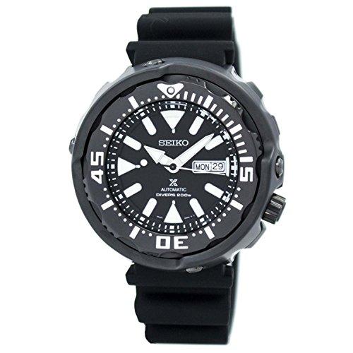 セイコー 腕時計 メンズ SRPA81K1 【送料無料】Seiko PROSPEX Diver Automatic Mens Watch SRPA81K1 Blackセイコー 腕時計 メンズ SRPA81K1