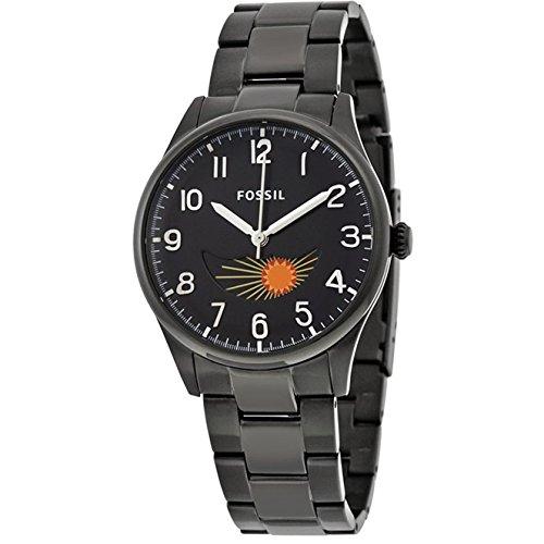 フォッシル 腕時計 メンズ FS4849 Fossil Agent Black Dial Black Stainless Steel Bracelet Mens Watch FS4849フォッシル 腕時計 メンズ FS4849