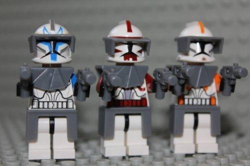 レゴ スターウォーズ STAR WARS LEGO Captain Rex Cody & Fox - Commander 2