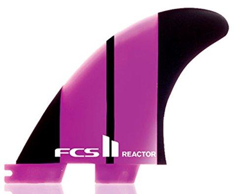 サーフィン フィン マリンスポーツ REACTOR FCS Fins - FCS II Reactor Neo Glass Thruster Fi...サーフィン フィン マリンスポーツ REACTOR