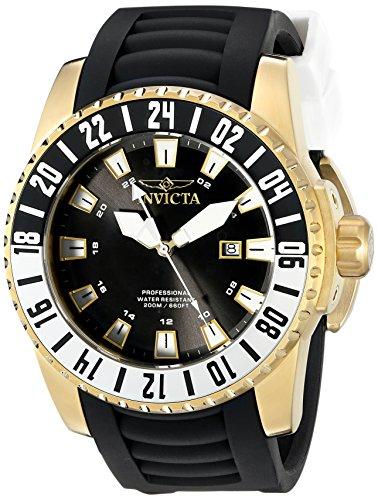 インヴィクタ インビクタ プロダイバー 腕時計 メンズ 19684 【送料無料】Invicta Men's 19684 Pro Diver Analog Display Swiss Quartz Black Watchインヴィクタ インビクタ プロダイバー 腕時計 メンズ 19684