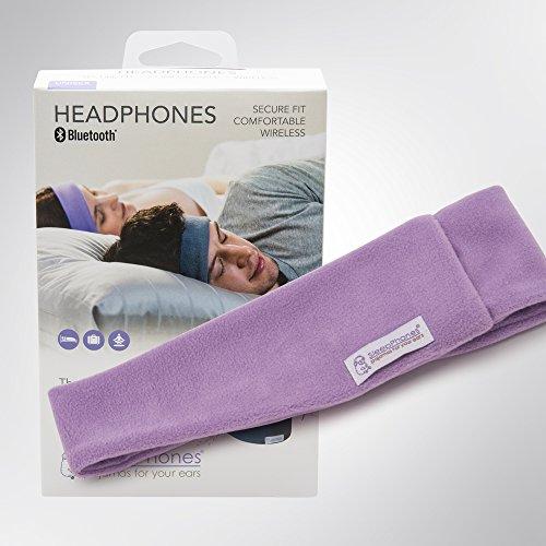 海外輸入ヘッドホン ヘッドフォン イヤホン 海外 輸入 SB6LM SleepPhones Wireless   Bluetooth Headphones   Ultra Thin Speakers   Lightweight & Comfortable Headband   Best for Insomnia   Includes Mi海外輸入ヘッドホン ヘッドフォン イヤホン 海外 輸入 SB6LM