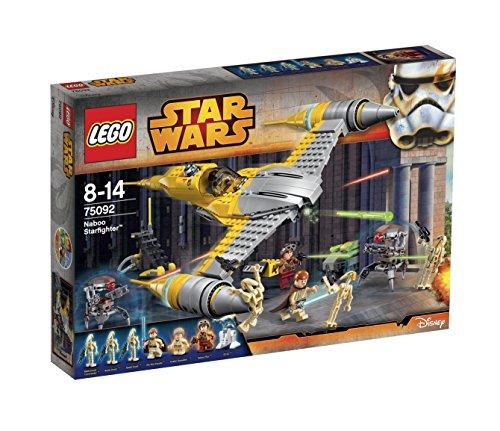 レゴ スターウォーズ 75092 LEGO Star Wars 75092 Naboo Starfighterレゴ スターウォーズ 75092