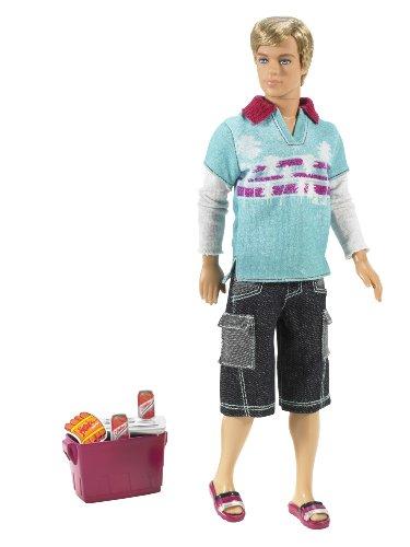 バービー バービー人形 ケン Ken P6714 【送料無料】Barbie Camping Family Ken Dollバービー バービー人形 ケン Ken P6714