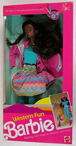 バービー バービー人形 日本未発売 #2930 【送料無料】Western Fun Barbie #2930 by Mattelバービー バービー人形 日本未発売 #2930