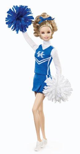 バービー バービー人形 大学 大学生 チアリーダー X9201 Barbie Collector University of Kentucky Dollバービー バービー人形 大学 大学生 チアリーダー X9201