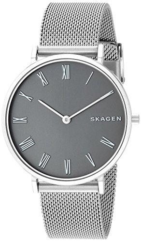 スカーゲン 腕時計 レディース SKW2677 【送料無料】Skagen Women's Slim Hald Analog-Quartz Watch with Stainless-Steel Strap, Silver, 16 (Model: SKW2677)スカーゲン 腕時計 レディース SKW2677