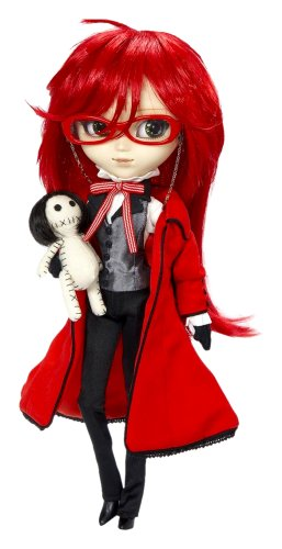 プーリップドール 人形 ドール F-606 Pullip / Black Butler Grell (31 cm Fashion Doll) [JAPAN] by Jun Planningプーリップドール 人形 ドール F-606