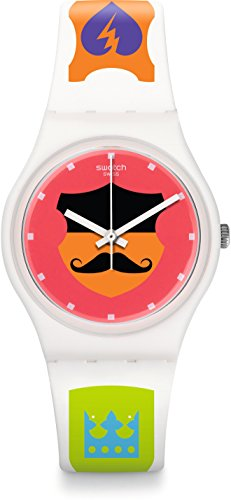 スウォッチ 腕時計 レディース 夏の腕時計特集 GW179 【送料無料】Swatch Graphistyle Multicolor Dial Silicone Strap Ladies Watch GW179スウォッチ 腕時計 レディース 夏の腕時計特集 GW179