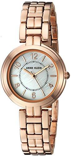アンクライン 腕時計 レディース AK/3070MPRG Anne Klein Women's Rose Gold-Tone Bracelet Watchアンクライン 腕時計 レディース AK/3070MPRG