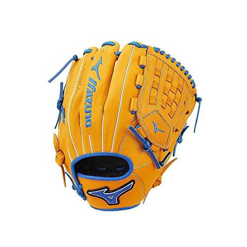 グローブ 内野手用ミット ミズノ 野球 ベースボール 312508 Mizuno MVP Prime Infield/Outfield/Pitcher Model Gloves, Cork/Royal, 12
